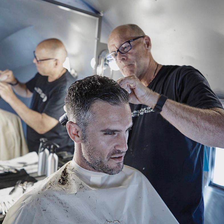 Kurt Kueffner is a master barber, stylist, educator, and entrepreneur in the prestige men's grooming industry.