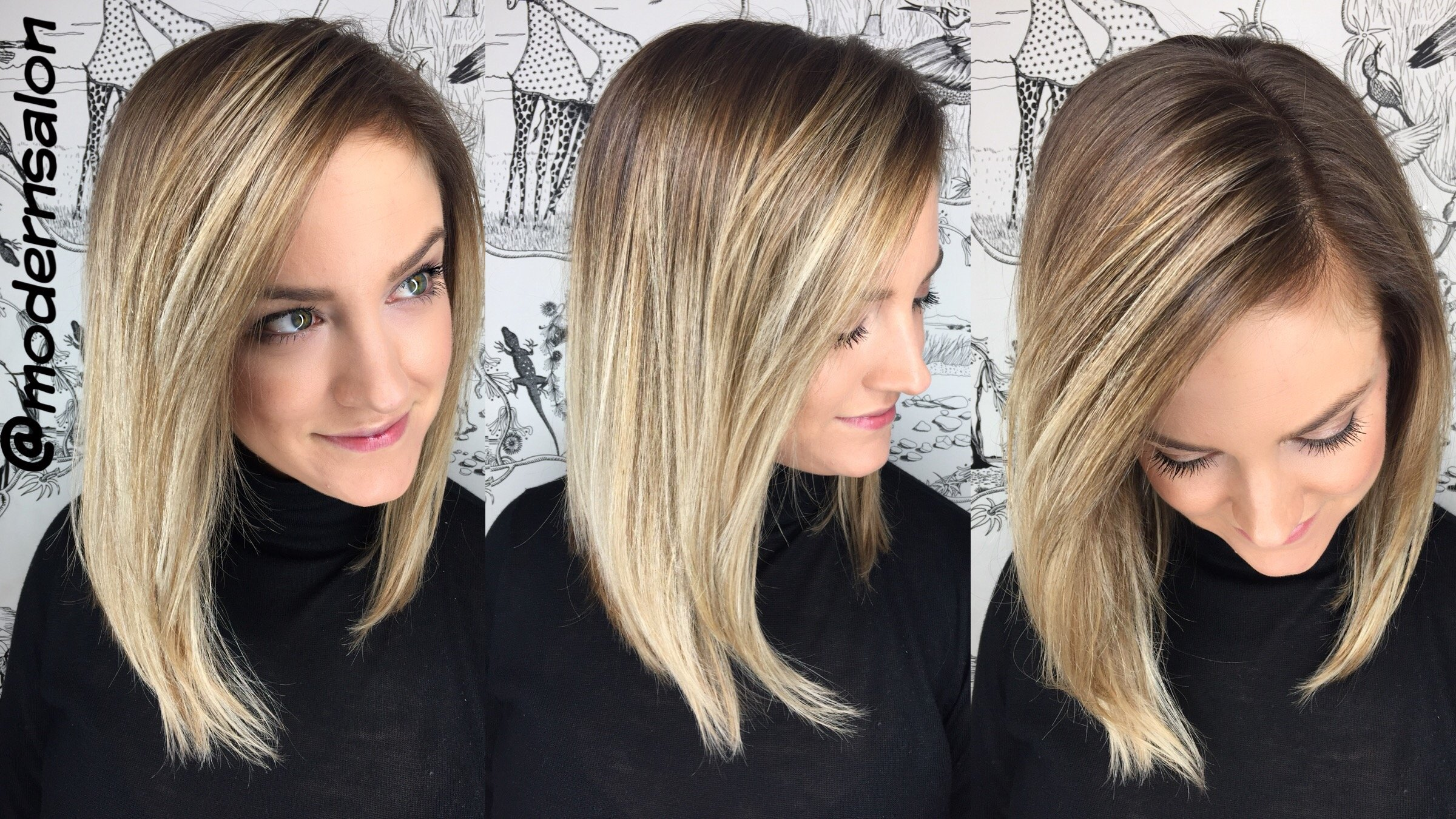How To Winterize A Summer Blonde Babylights With Reverse