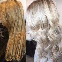 Magical Toning to Platinum