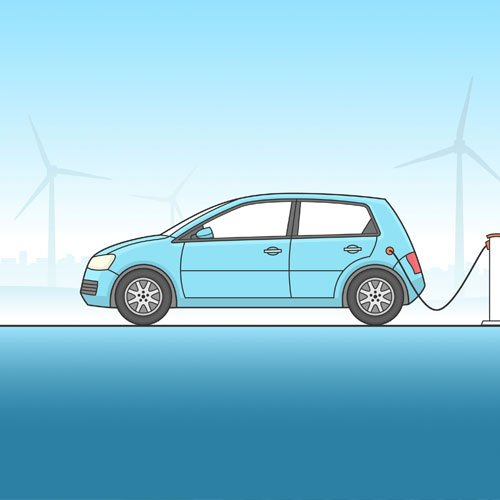 Reducing Greenhouse Gases, Emissions & Fossil Fuels: L'Anza uses electric and hybrid vehicles whenever possible. They also strive to purchase materials from local suppliers to help reduce fuel consumption and carbon emissions.
