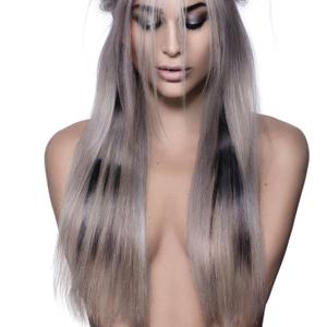 Hair: L'ANZAGlobal Creative Team Matt Swinney, Leah Freeman and Ammon Carver | Assistants: Gina...