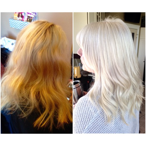 From Warm To Bright And Cool - Khaleesi Blonde!