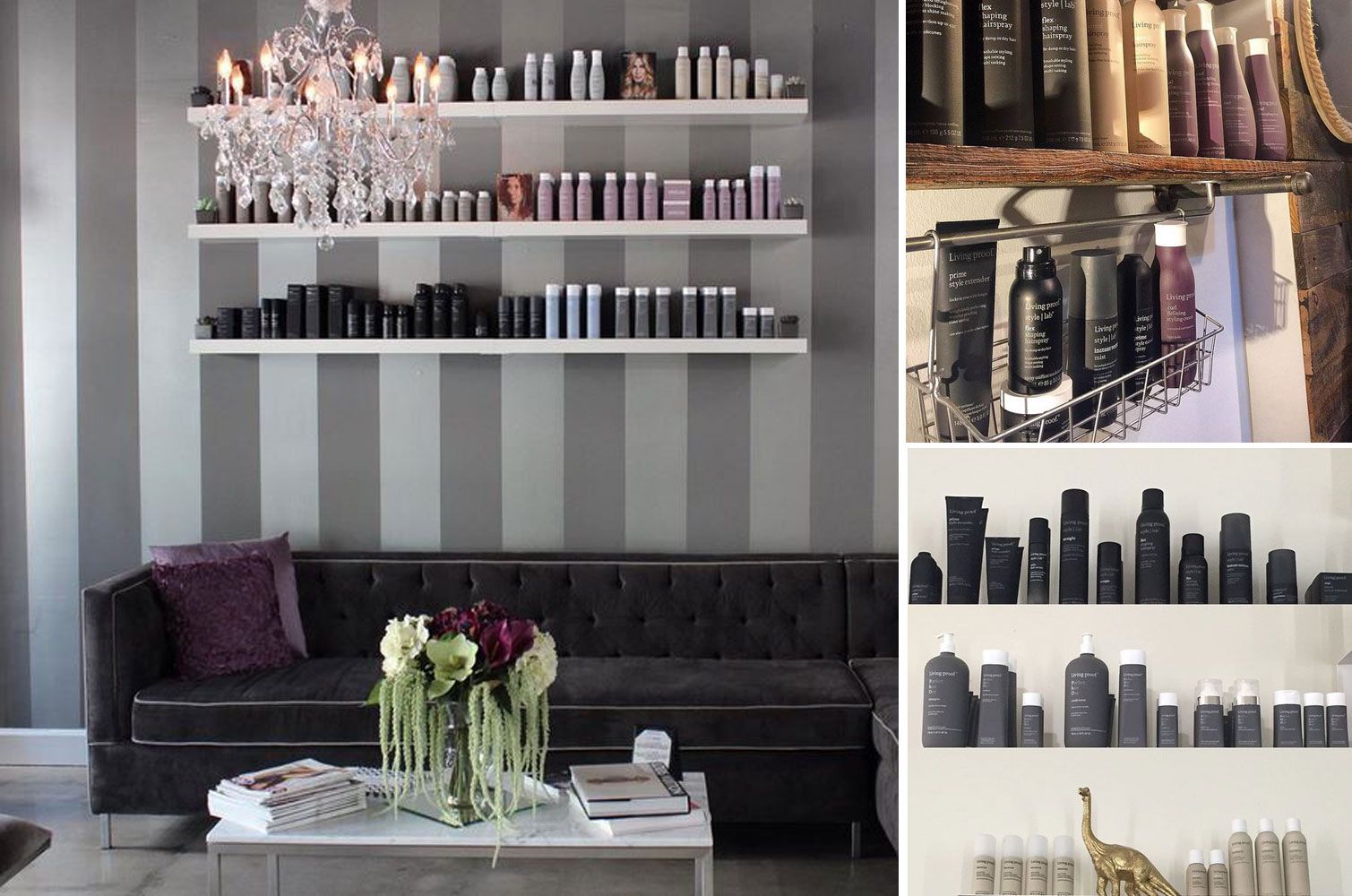 Up Your Retail Game With Inspiration From Living Proof's Instagram Salon Merchandising Contest