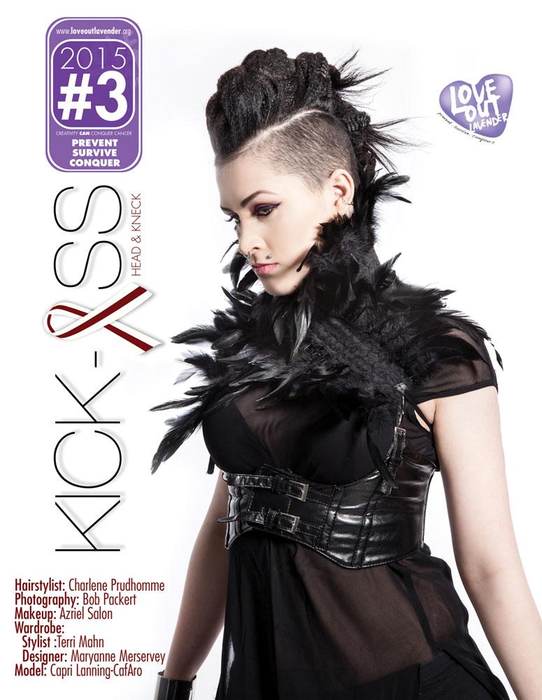 Hair: Charlene Prudhomme | Photography: Bob Packert | Makeup: Azriel Salon | Fashion styling: Terri Mahn, Maryanne Merservey
