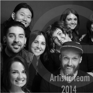 The Lunatic Fringe Team includes: 