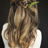 Video Tutorial: Infinity French Braid Updos
