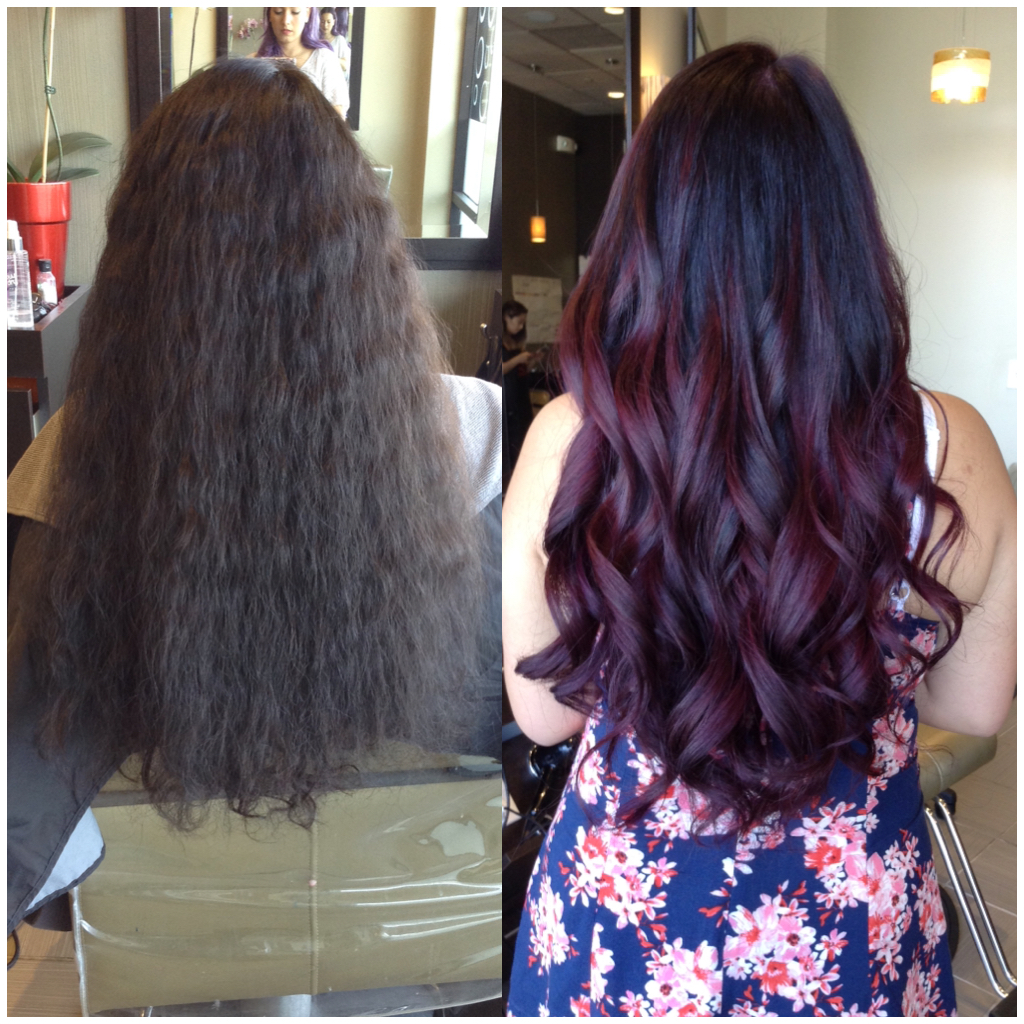 TRANSFORMATION: From Perm to Deep Red-Violet