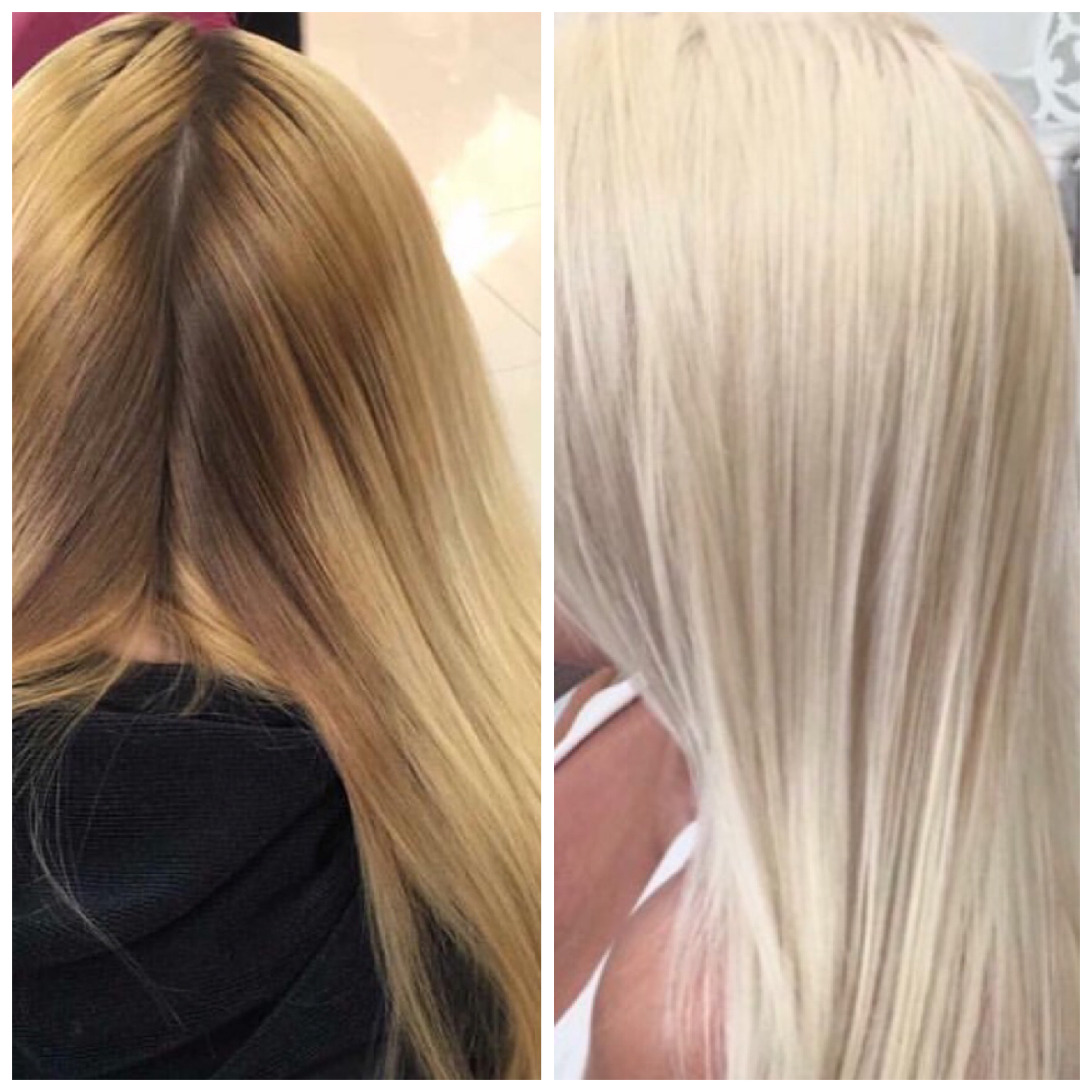 COLOR CORRECTION: Saving a Box Blonde