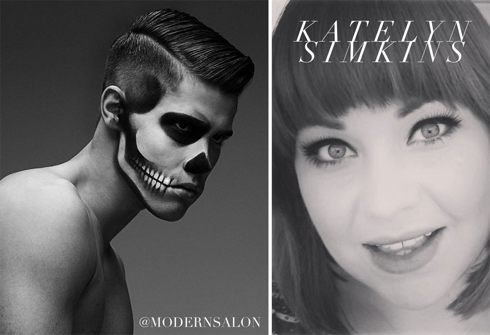 Makeup Artist of the Year, Katelyn Simkins