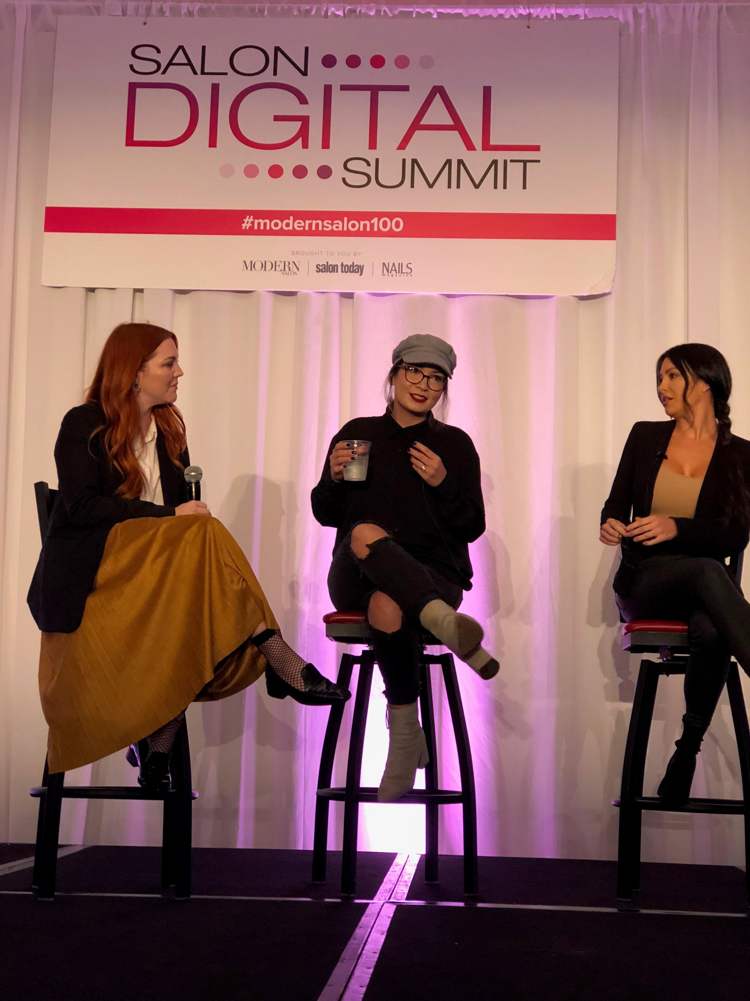 Salon Digital Summit: Social Media Success, Step-by-Step, with Mane Addicts