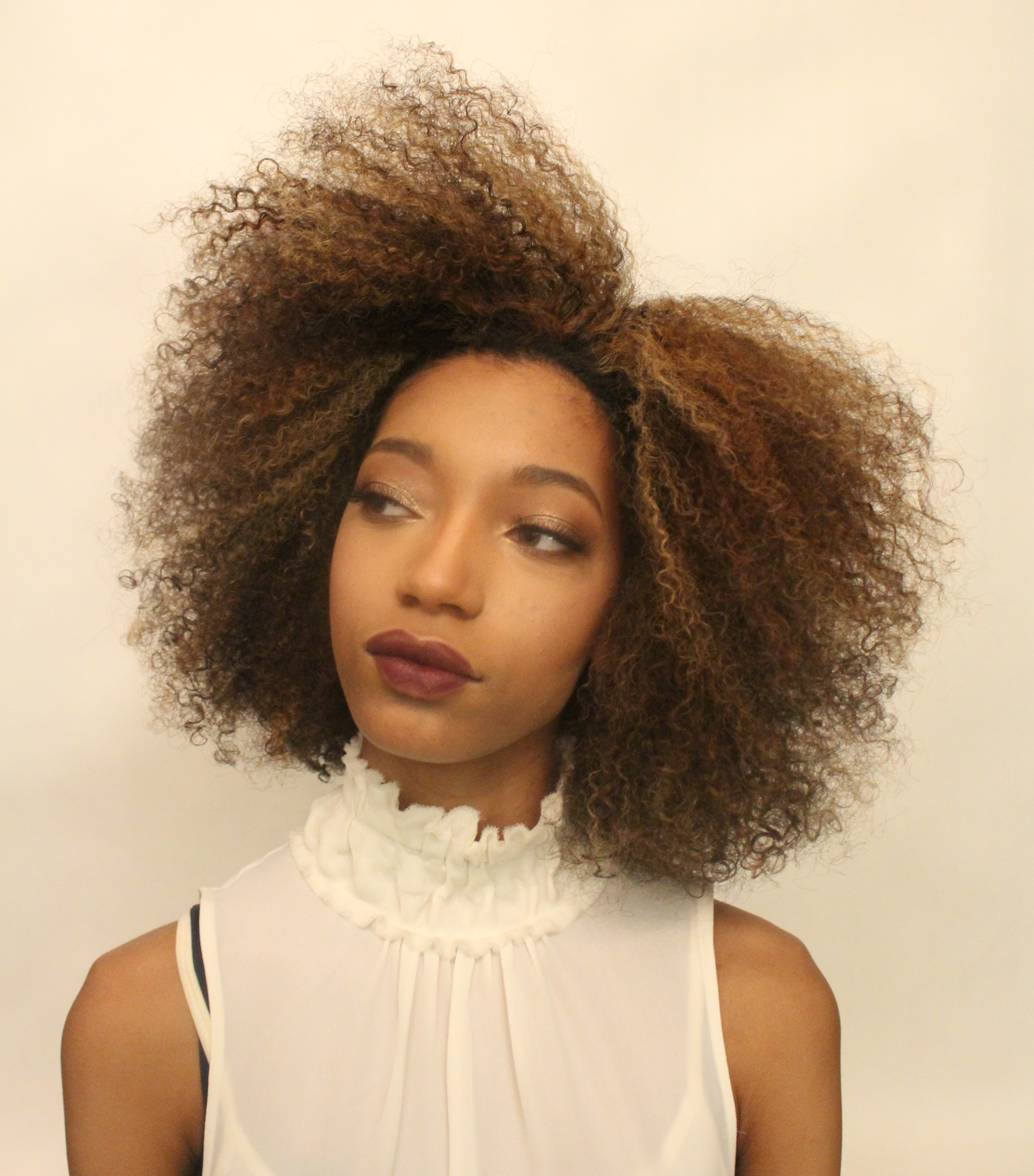 How-To: Marbled Color for Dimensional Curls