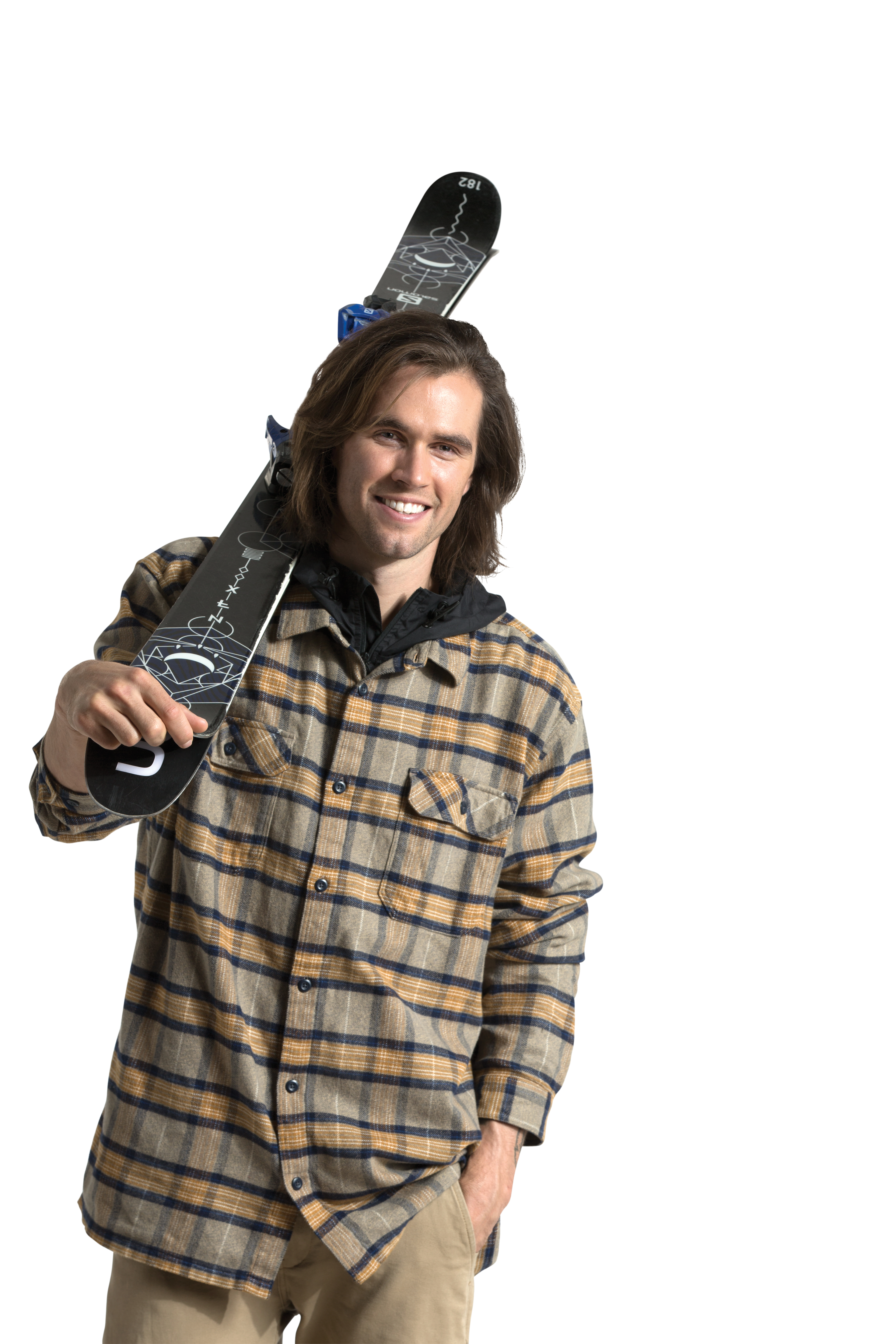 Great Clips Sponsoring Olympic Freeskier Bobby Brown