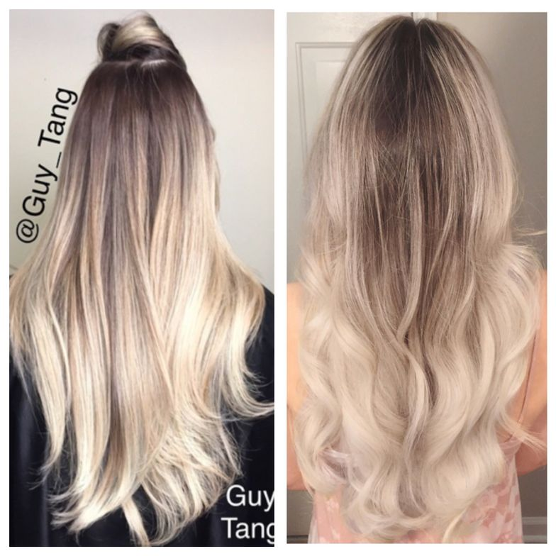 Finished with Guy Tang inspiration photo.