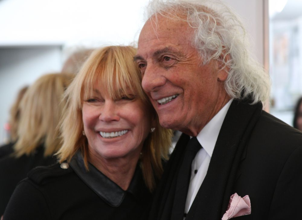 Cheryl and Mario Tricoci