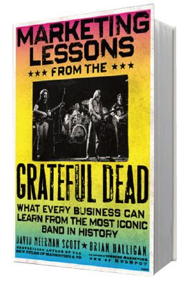 Marketing Lessons from the Grateful Dead (Book Review)