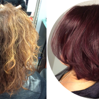 How-To: Marsala Haircolor Formula