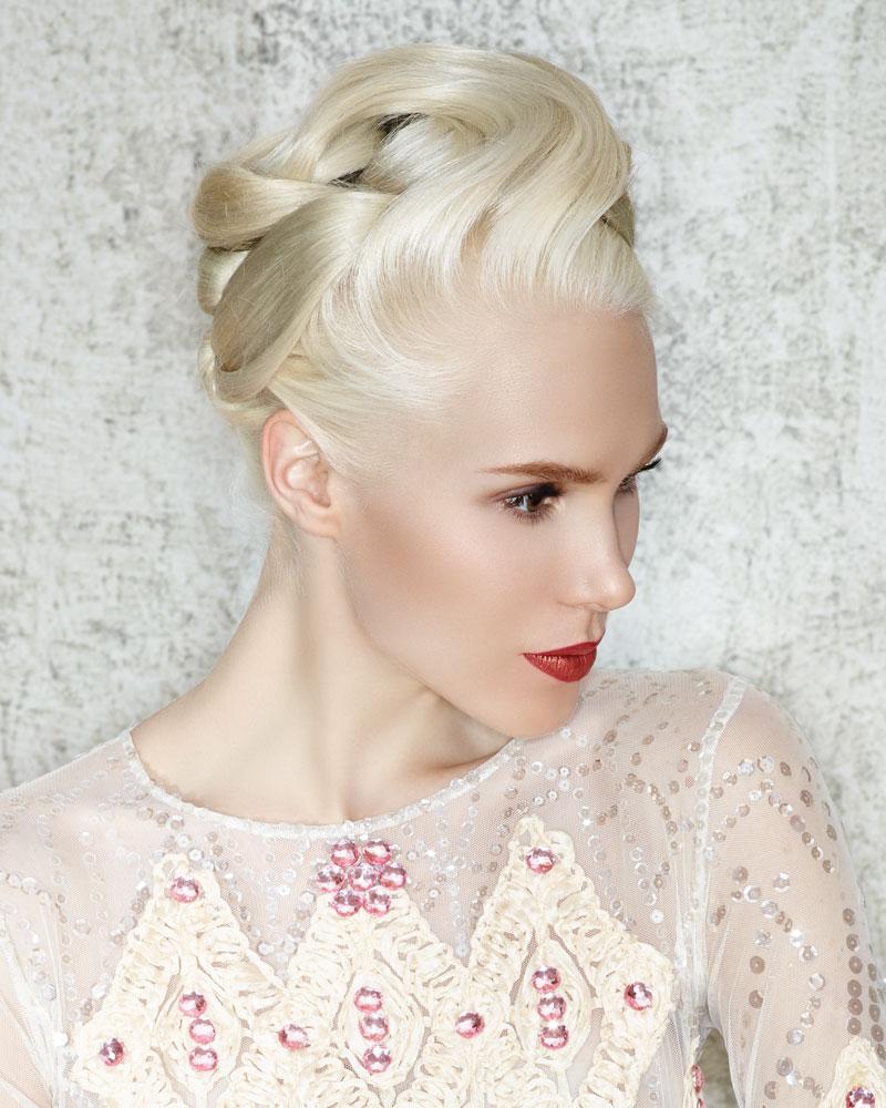 Fashion Nail Beauty Spa Elizabeth Nj: 5 Customizable Updos By Martin Parsons