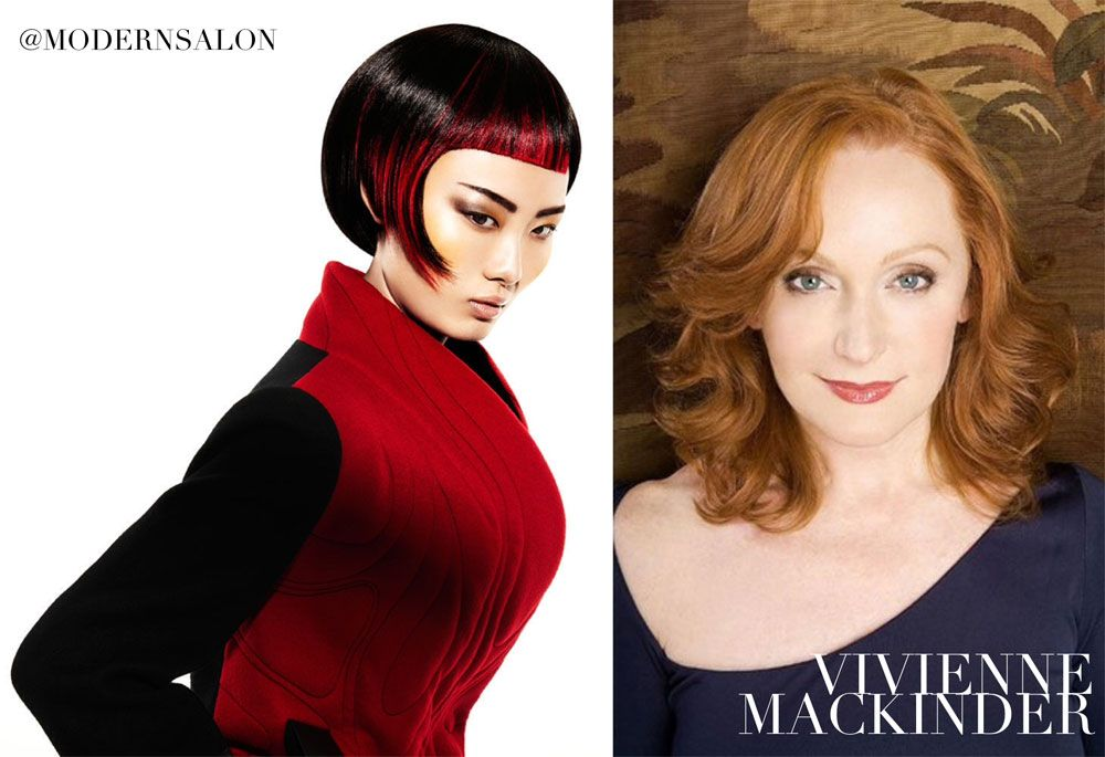 Master Hairstylist of the Year, Vivienne Mackinder