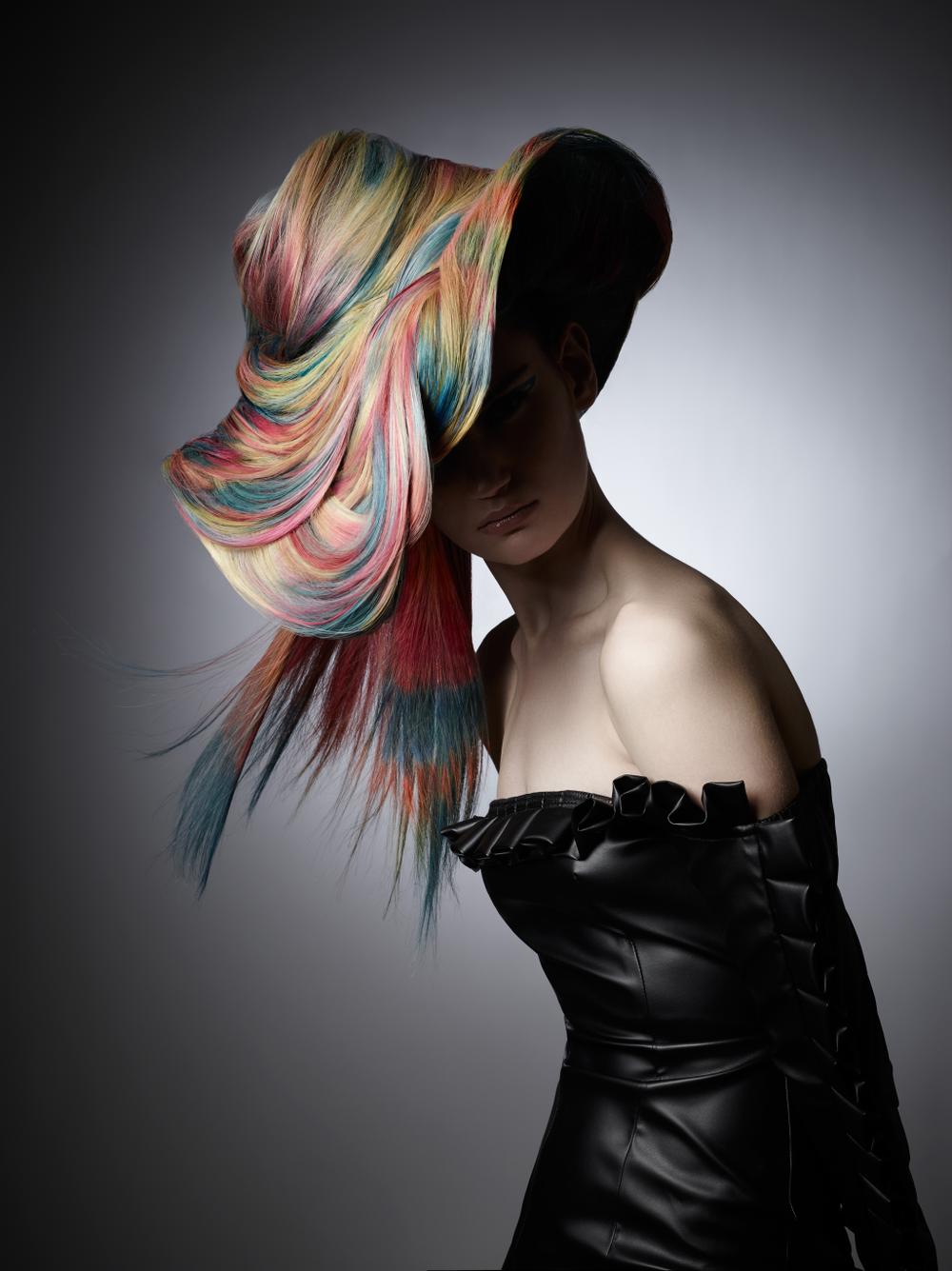 <strong>Vivienne Mackinder</strong>, Hairdesignertv.com in Riverhead, NY