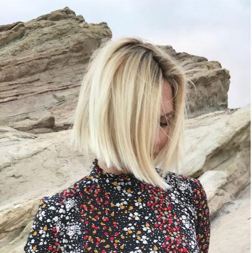 Jonathan Terech: L'Oréal Professionnel Artist, Blanc Noir Hairdressing, Costa Mesa, California