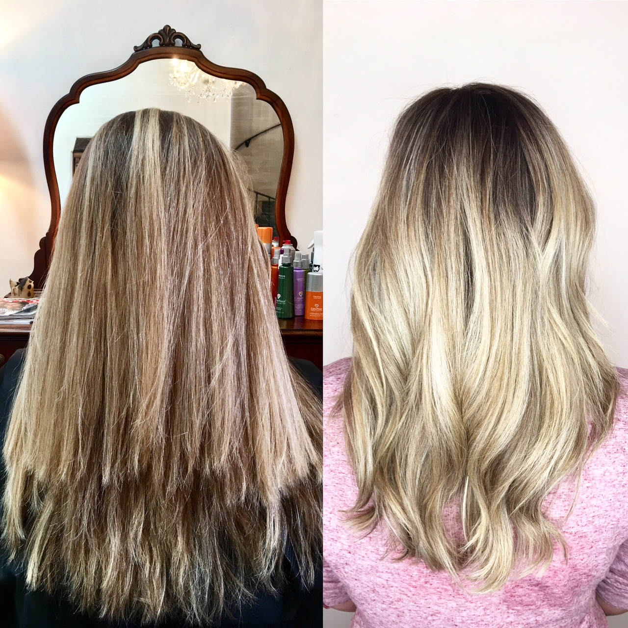 MAKEOVER: Blending Cut And Color For A Magnificent Finish