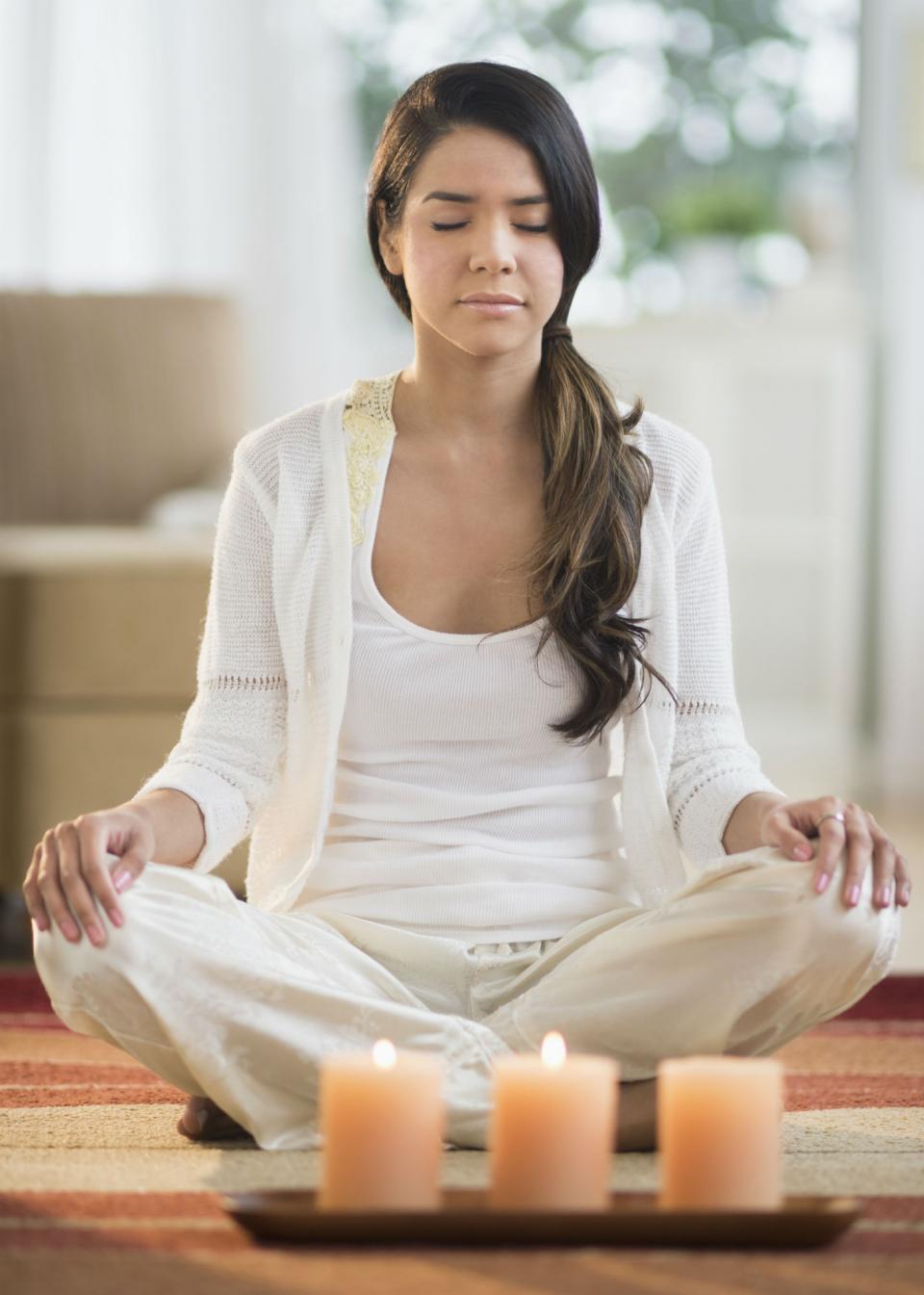 Meditate, Not Medicate!