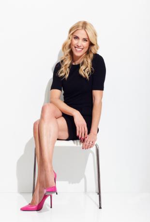 CEO of Blo Blow Dry Bars, Vanessa Melman Yakobson