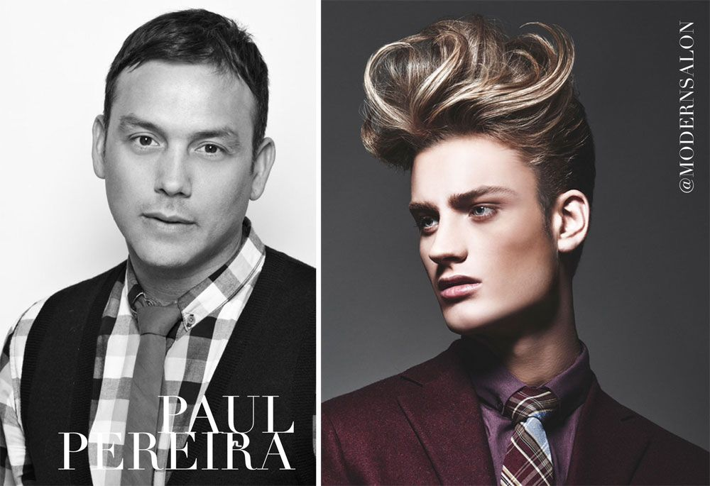 Men's Hairstylist of the Year, Paul Pereira