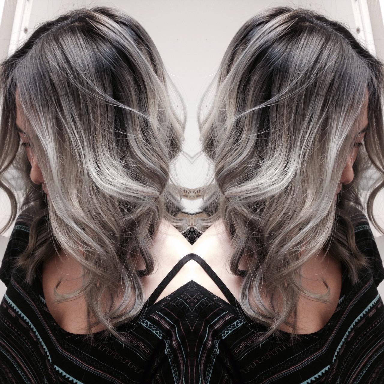 FORMULA: The Perfect Silver Color Melt