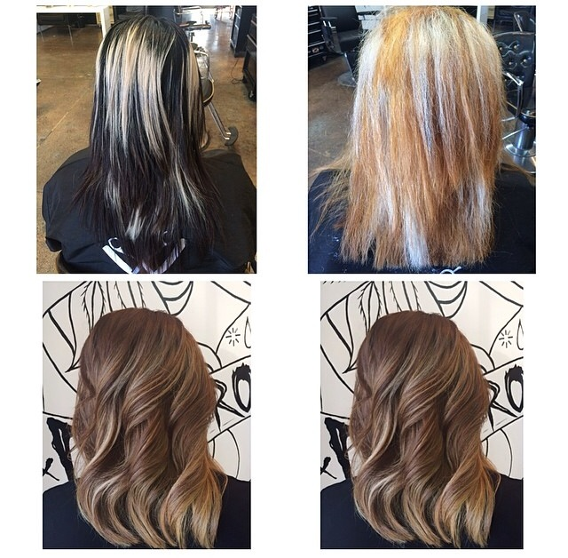 COLOR CORRECTION: From Skunk To Sombre