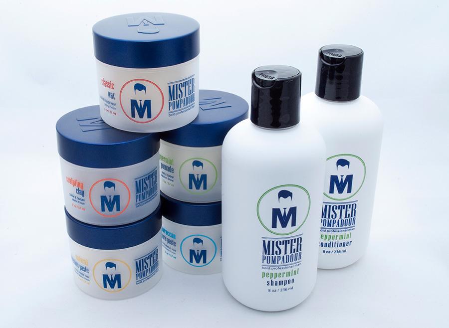 Mister Pompadour products