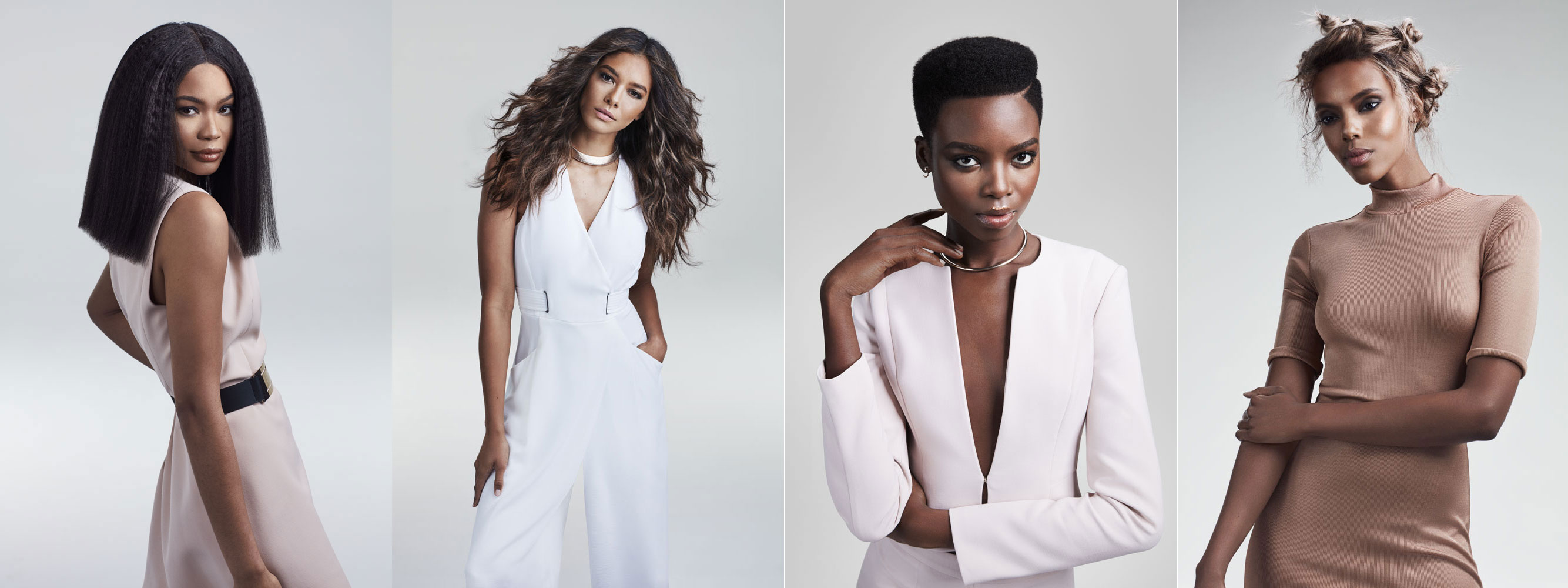 MIZANI's New Style Icons Showcase the Styling Versatility of Textured Hair