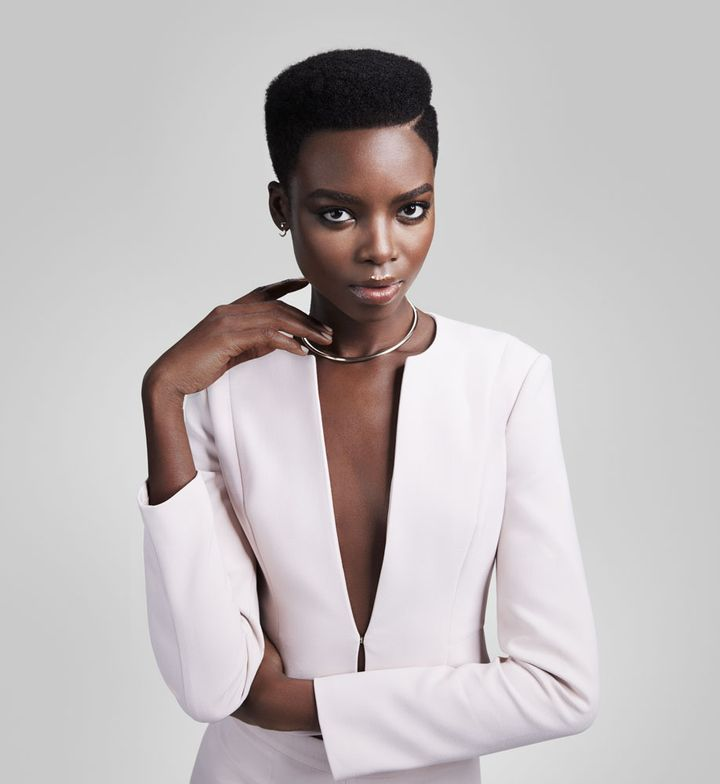 "MARIA BORGES | Model & Style Trendsetter | Born in Luanda, Angola, Maria Borges made her runway debut in 2012, walking in 17 shows. In 2015 she made history by becoming the first black model to walk in the Victoria's Secret Fashion Show wearing her natural Afro hairstyle. She shared the moment with her followers on Instagram to overwhelming support and admiration. ""Having natural hair is the most amazing thing that I choose to work with,"" Maria says. ""I can do everything I want with my natural hair. I can braid it, I can leave it natural and curly, I can straighten it. I can inspire other women, especially black women, to be themselves and enjoy their beauty."" 