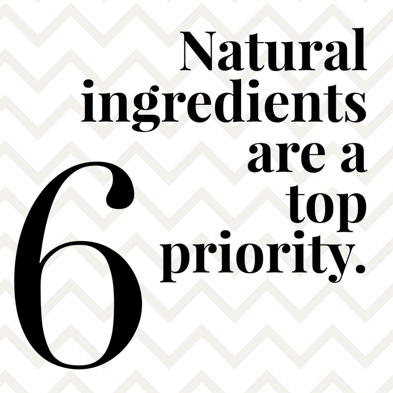 """Natural and organic ingredients are important in maintaining healthy, nourished hair much like eating clean, green, organic foods are for our bodies. They not only strengthen, stimulate, heal and protect, but also penetrate into the hair instead of just coating it."" —Melanie Nickels, founder of Raw Hair Organics 