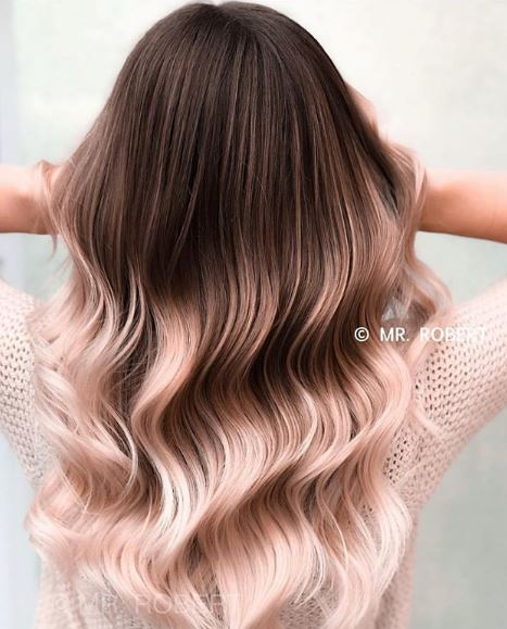 This pretty pink style from @mr.roberthair was our most-liked post of the week; it received more than 14k likes. @mr.roberthair