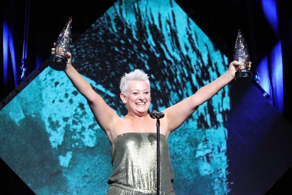 NAHA 2018: Lori Zabel was a double-winner, taking home the awards for both Haircolor and People's Choice
