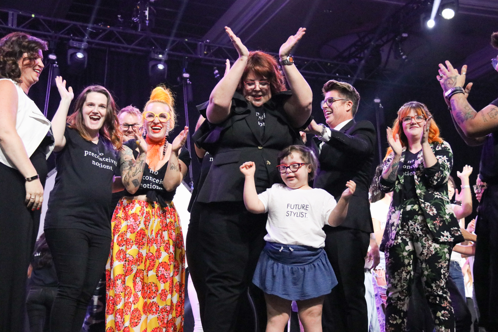 NAHA 2018:Living Proof's presentation challenged the notion of boundaries and encouraged liberation instead of labeling.