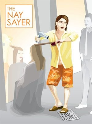 The Naysayer