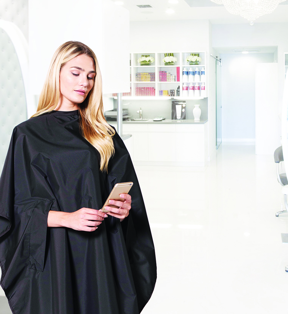 Betty Dain's Hands Free All Purpose Cape