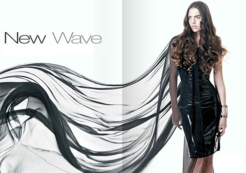 New Wave: Intercoiffure Spring Trend Collection