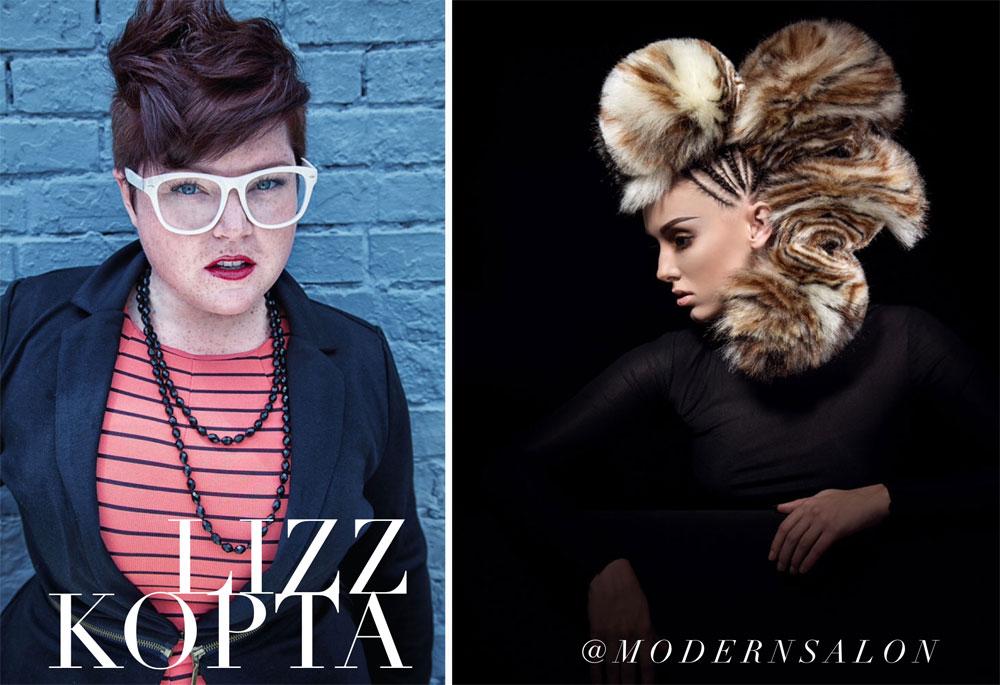 Newcomer Stylist of the Year, Lizz Kopta