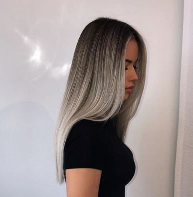 We're dead. This style by @nicolecustomssalon is on a whole new level of cool.