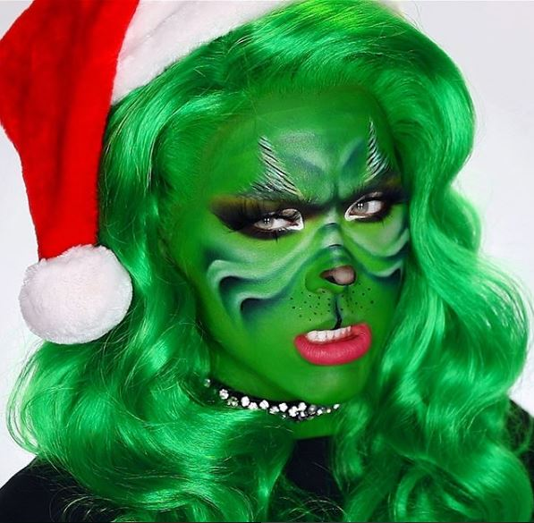You're a mean one, Mr.Grinch. But we can't help but be shook over these skills.