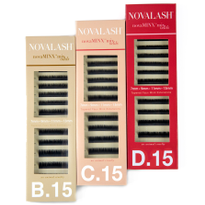 Create a Natural Look for Clients with NovaLash's NovaMINX Odds