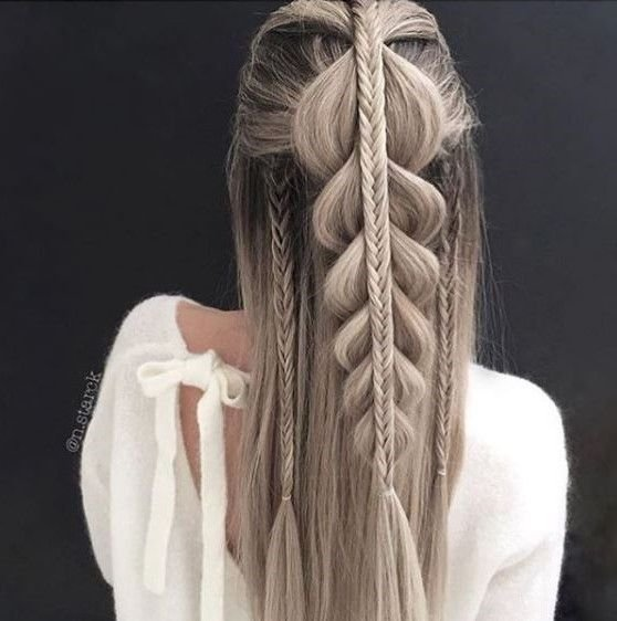 There's a reason why @n.starck is one of our faves to follow on Instagram: her masterful braid work.