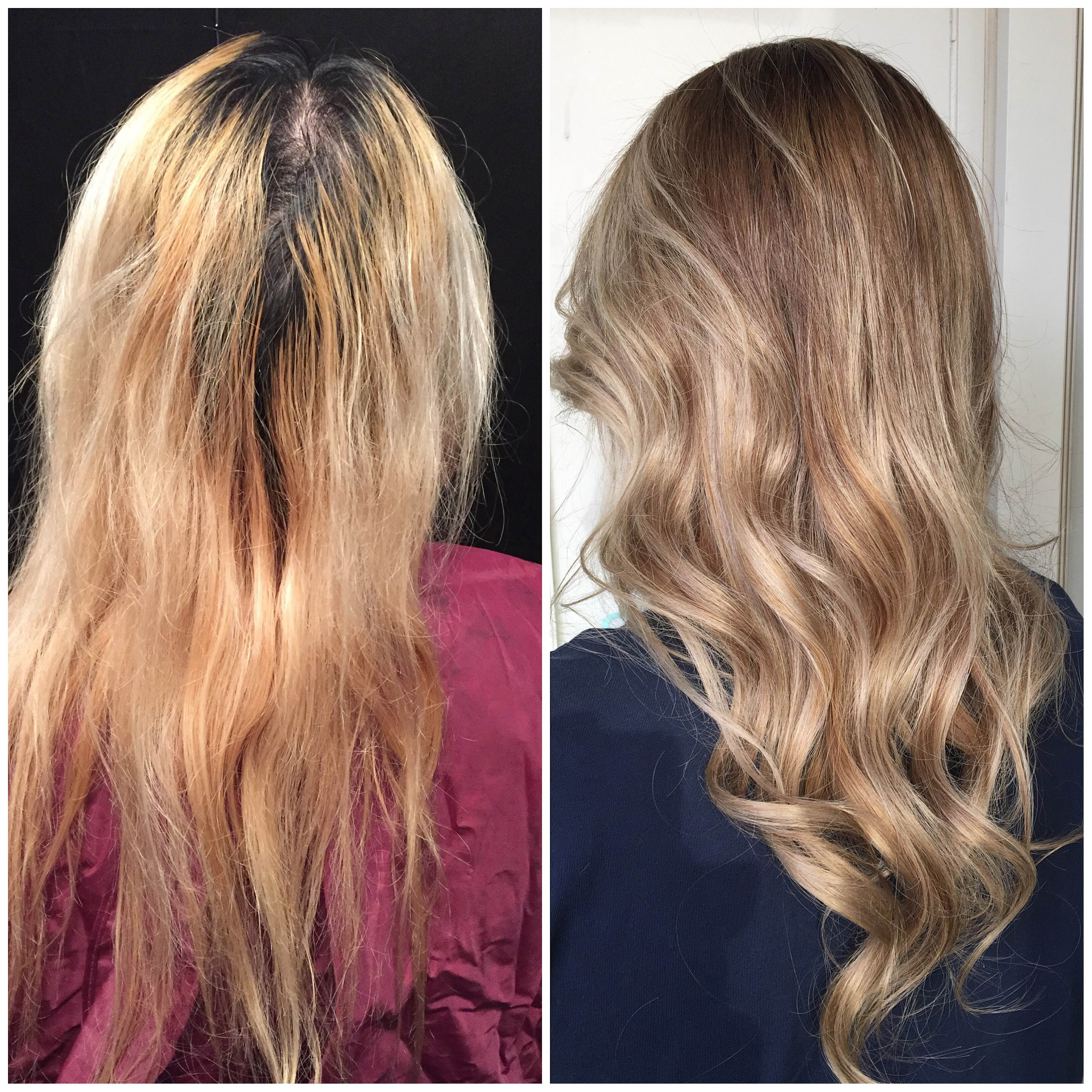 CORRECTION: Help For Damaged Color
