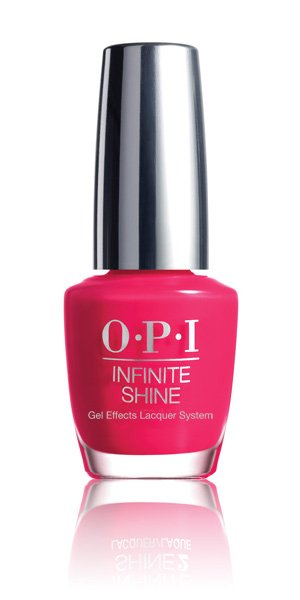 New from OPI: Infinite Shine Gel Effects Lacquer System