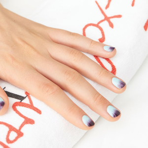 How-To: OPI Sponged Ombre Manicure