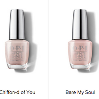 Always Bare for You: New OPI Sheer, Neutral Nail Shades for Spring