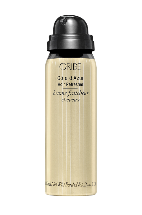 In the ARTIST SESSION GOODY BAG: OribeCote D'Azur Hair Refreshers